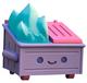 Blue Flame Variant Dumpster Fire