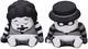 Mono Baby Ronald Chunk & Baby Thief Chunk (Set)