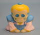 Gaikotsu Shoukai Honesuke ( Glow in The Dark / light blue / hair / yellow)