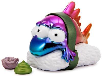Rainbow_chrome_blinky_the_fish_nigiri_nycc_19-matt_groening-the_simpsons-kidrobot-trampt-305986m