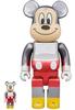 100% + 400% Mickey the True Original (Set)