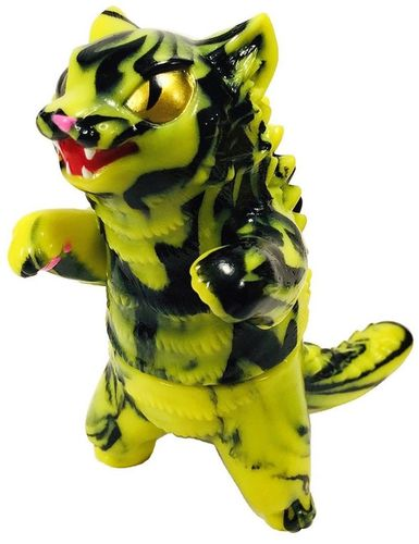 Yellow__black_marbled_kaiju_negora-mark_nagata-kaiju_negora-max_toy_company-trampt-306240m