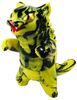 Yellow & Black Marbled Kaiju Negora