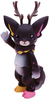 Black Cat Deer