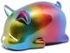 Rainbow Glitter Nimbus Daydream