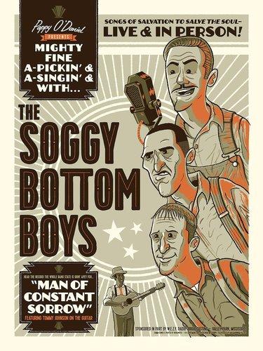 The_soggy_bottom_boys-ian_glaubinger-screenprint-trampt-306802m