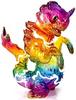 Clear Rainbow Chibi-Kujira