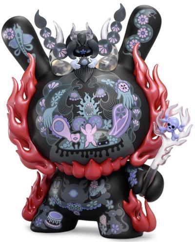 La_flamme_kidrobotcom_exclusive_black_edition-junko_mizuno-dunny-kidrobot-trampt-307507m