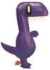 Purple Dumb Dino