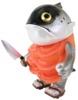 """10.2"""" Maguro: Giant Salmon (Instinctoy)"""