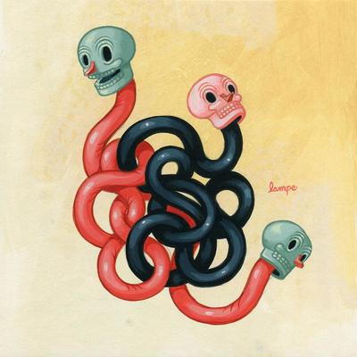 Skull_snake-travis_lampe-acrylic-trampt-307879m