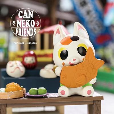 Can_neko_friends_taiyaki_version-konatsu_koizumi-can_neko_friends-pop_mart-trampt-308132m