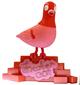 Red Staple Pigeons (SneakerCon '19)