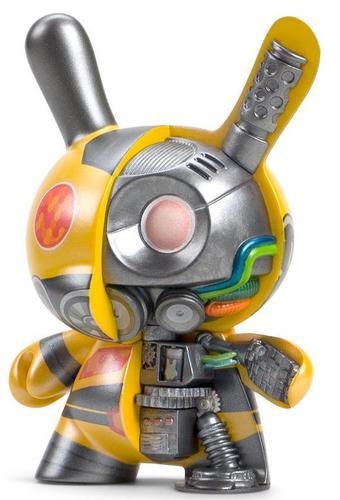 5_yellow_dairobo-b_mecha_half_ray-dolly_oblong-dunny-kidrobot-trampt-308424m