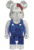 400% Crystal Decorate Hello Kitty Be@rbrick