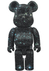 400% Crystal Decorate Be@rbrick