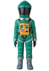 2001 A Space Odyssey : Green Suit