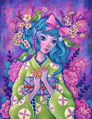 Plum_blossom_kimono-jeremiah_ketner-acrylic-trampt-308704m