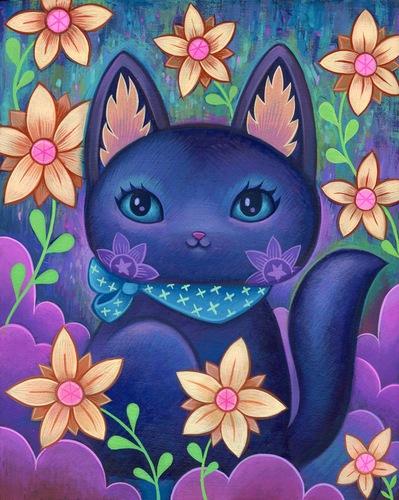 Midnight_garden-jeremiah_ketner-acrylic-trampt-308705m