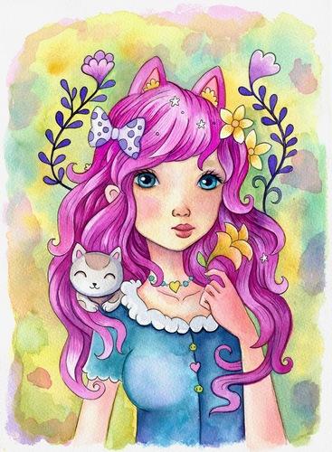Kitty_keeper-jeremiah_ketner-watercolor-trampt-308711m