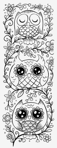 Owls_tenugui-jeremiah_ketner-gicle_art_print-trampt-308716m