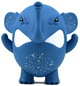 Blue Charlie the Angry Elephant (Tenacious Toys Exclusive)