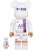 100% + 400% Paris Saint-Germain Be@rbrick (Set)