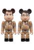 100% Ghostbusters : Raymond Stantz & Egon Spengler