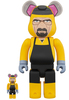 100% + 400% Breaking Bad Walter White (Chemical Protective Clothing Ver.)