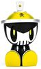 Yellow Lil Qwiky Canbot (I Am Retro Exclusive)