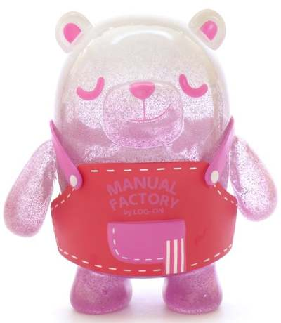 Pink_glitter_manual_factory_bear-log-on-manual_factory_bear-unbox_industries-trampt-309213m