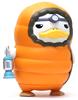 Orange Camper Duckoo