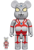 100% + 400% Ultraman A Be@rbrick (Set)