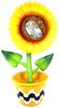 Charlie Grin Shocking Sunflower (Silver)