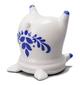 Flat Face Lulu (Porcelain)