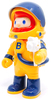 Retro Astronaut Bob