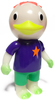 Glow in Dark Kappa Shonen (ToyCon UK '20)