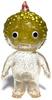 Gold Glitter Oni Kid