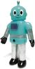 Blue Glow Ace Robo (ToyCon UK '20)