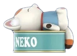 Can_neko_lie_down-konatsu_koizumi-can_neko_friends-pop_mart-trampt-310611m