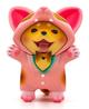 Maneki Rose Pink Baby Dou Dou