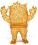 Orange Glitter Ugly Onicorn