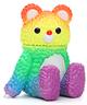 Crayon Rainbow Bear (Muckey)