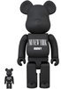 100% + 400% No New York Boowy Be@rbrick
