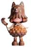 Happy Chocolate Cat
