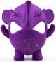 Purple Charlie The Angry Elephant (Martian Toys)