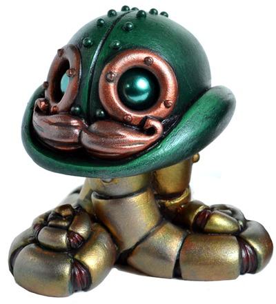 Green_bowler_tall_titfer-doktor_a-tall_titfer-self-produced-trampt-311322m