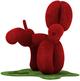 Flocked Red PeePek