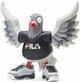Fila Fusion Pigeon