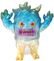 Blue & Gold Glitter Ugly Onicorn (Tenacious Toys Exclusive)